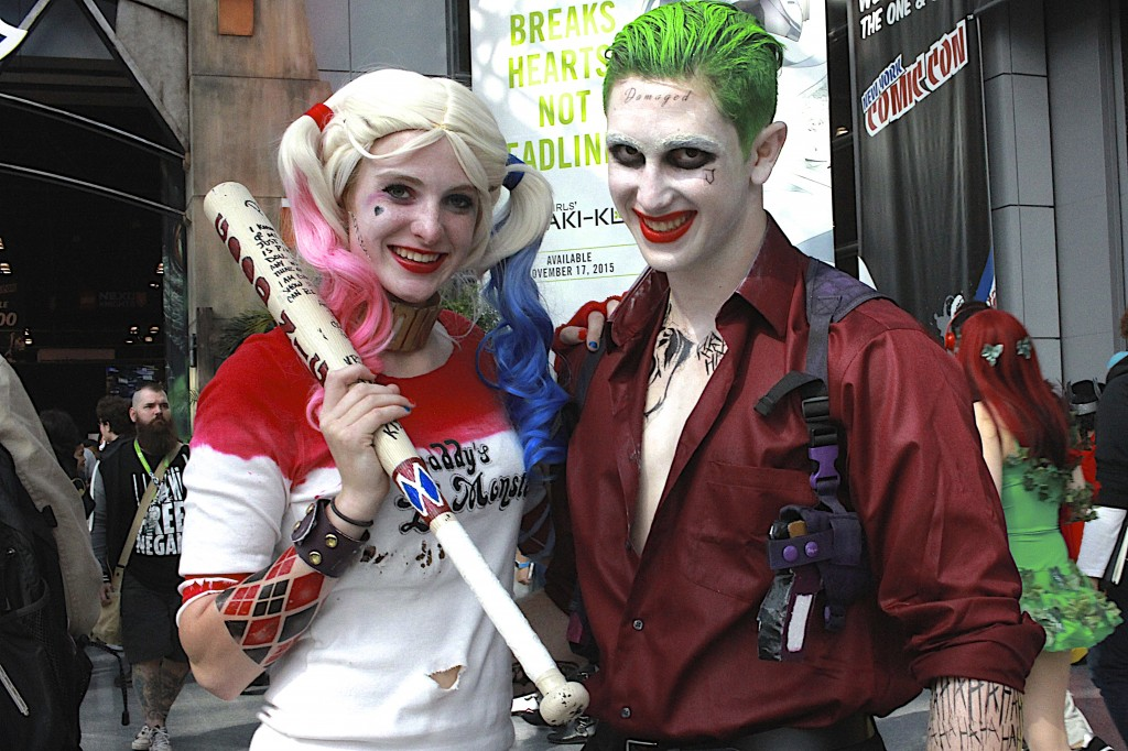 New_York_Comic_Con_Cosplay_2015_Harley_Quinn_Joker_2