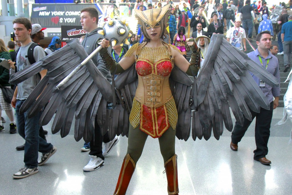 New_York_Comic_Con_Cosplay_2015_Hawkgirl