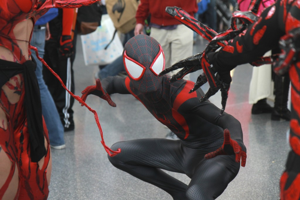 New_York_Comic_Con_Cosplay_2015_Miles_Morales_Spiderman_2