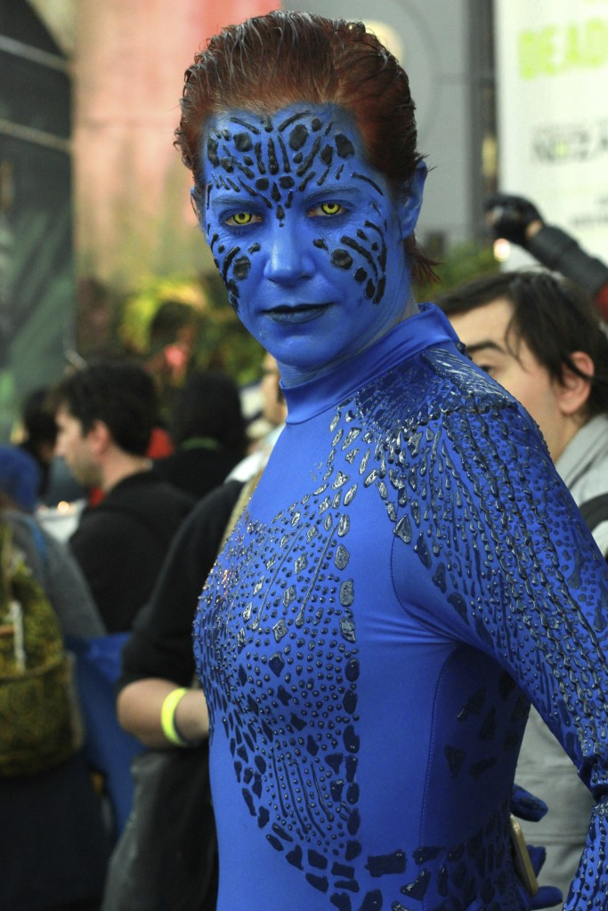 New_York_Comic_Con_Cosplay_2015_Mystique_1