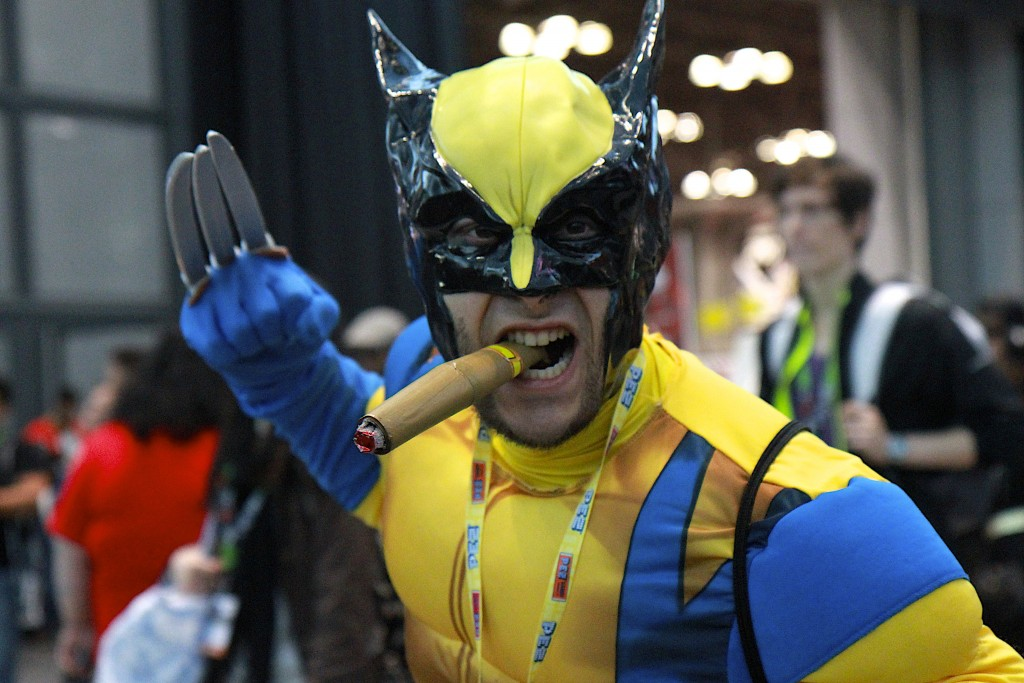 New_York_Comic_Con_Cosplay_2015_Wolverine_1
