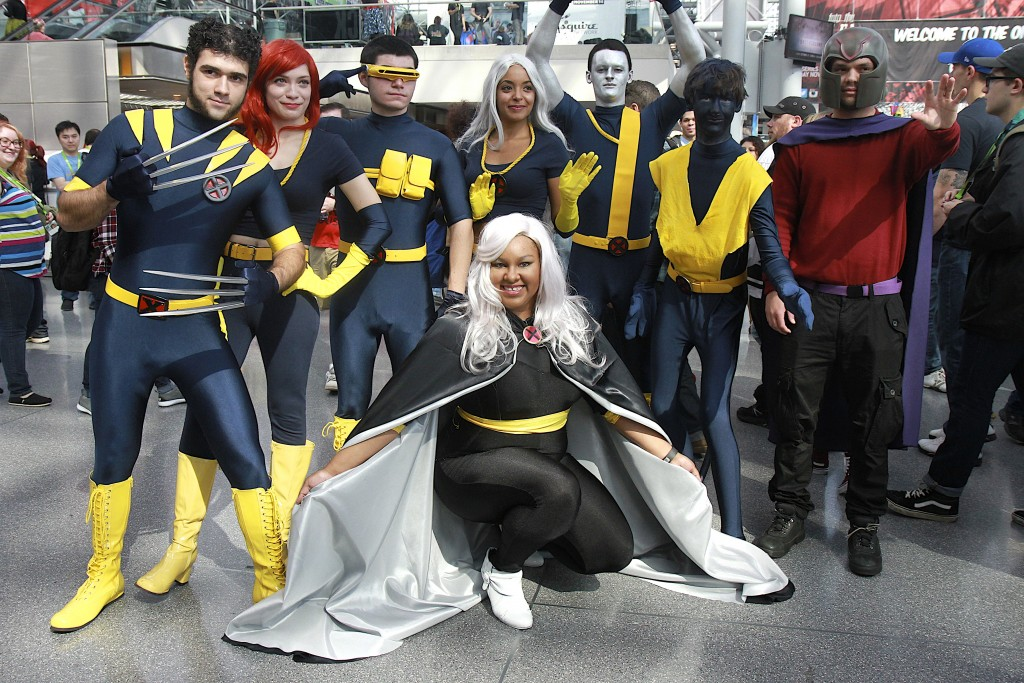 New_York_Comic_Con_Cosplay_2015_XMen