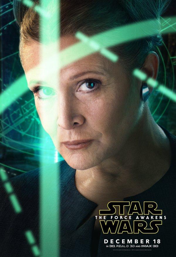 Leia-Poster