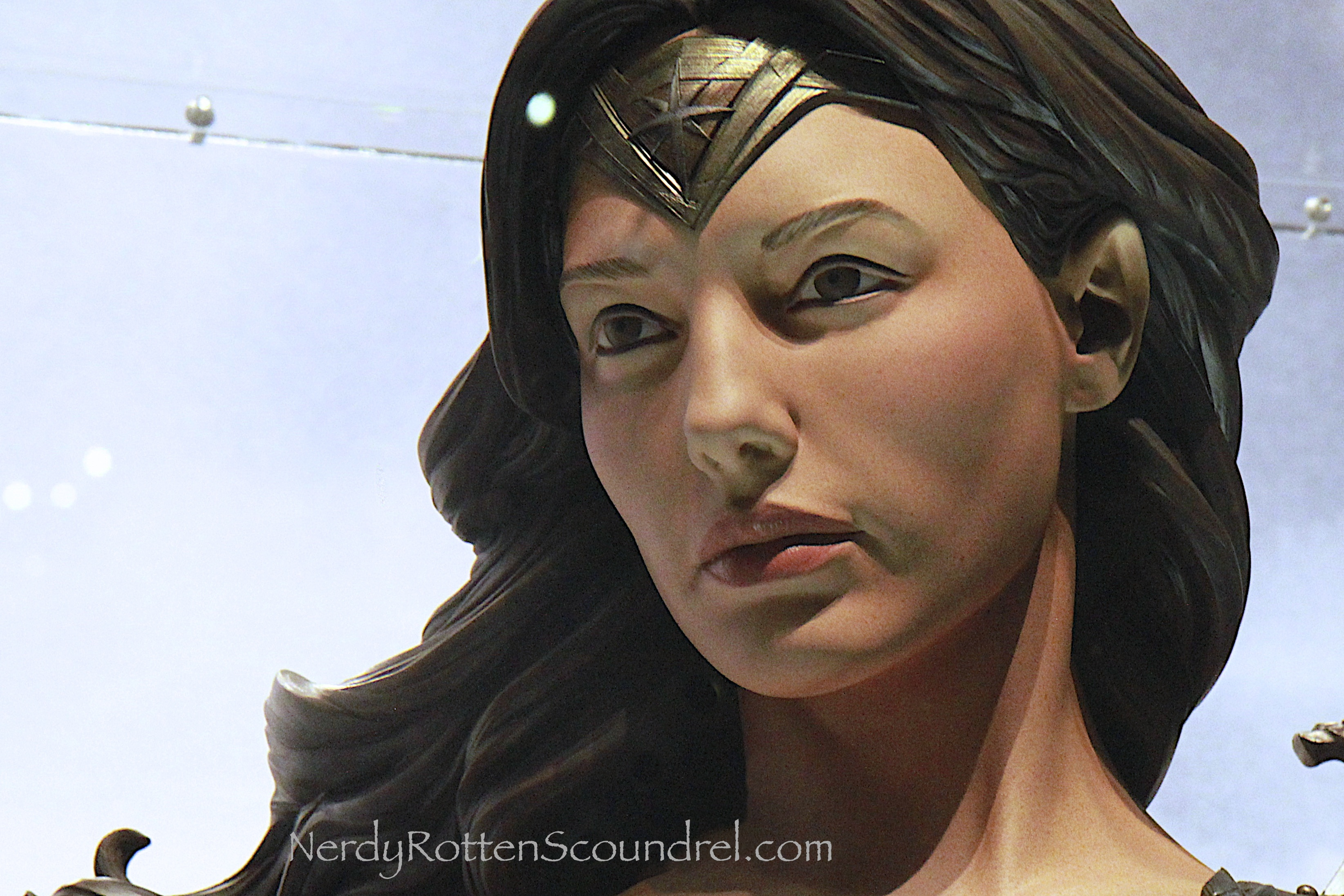 NY COMIC CON Gal Gadot BATMAN V SUPERMAN Wonder Woman Costume