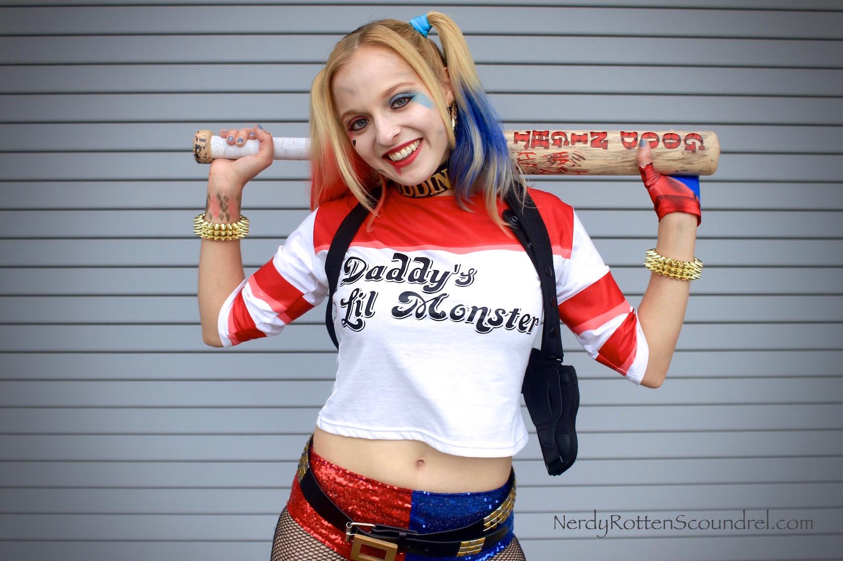 Piper Perri Harley Quinn