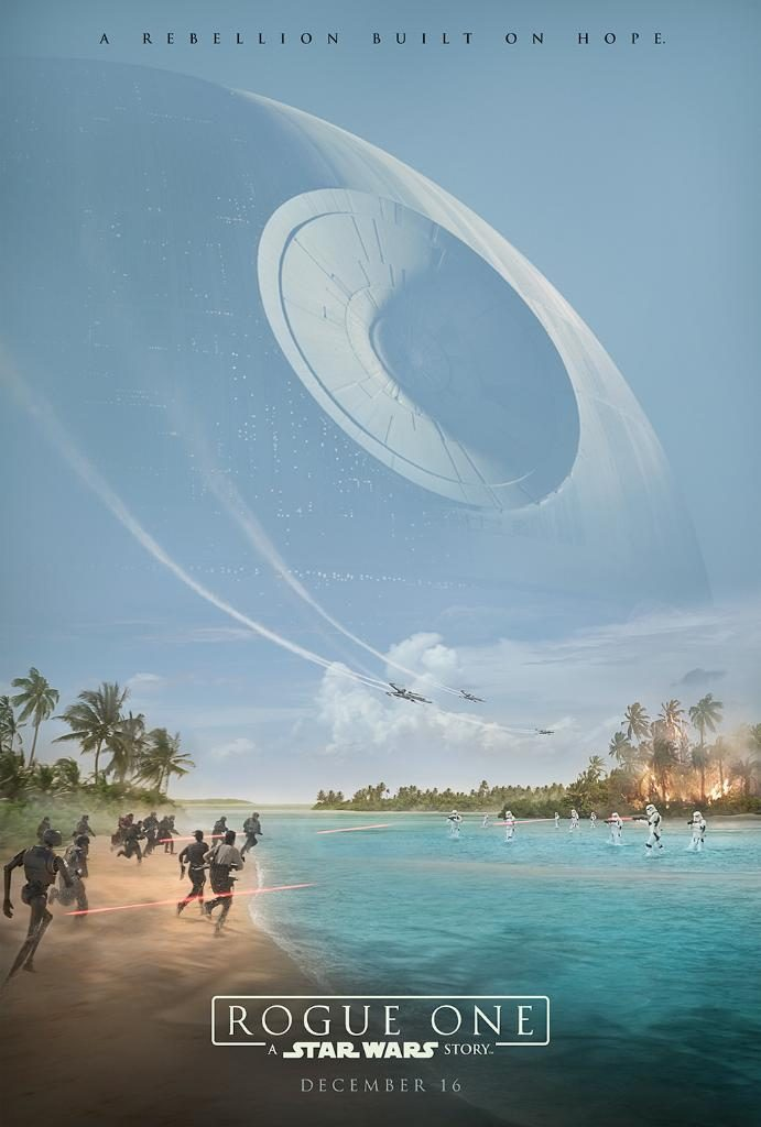 Rogue-One- Poster